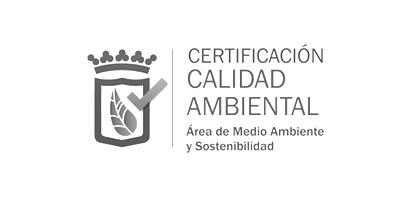 Certificación Calidad Ambiental